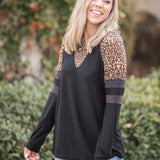 Daring & Darling Long Sleeve Top