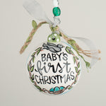 Baby Boy's First Christmas - Grace & Grits