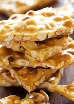 Not Your Mama's Peanut Brittle