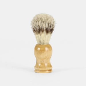 CRUX Supply Co. - Wooden Shaving Brush