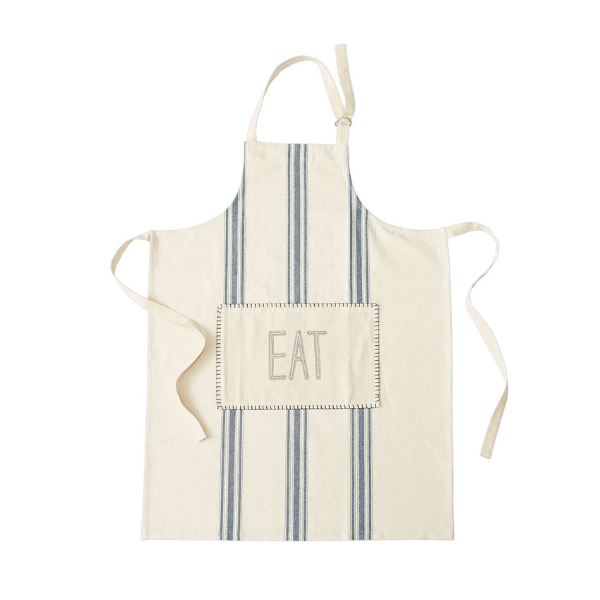 """Eat"" Grainsack Apron"