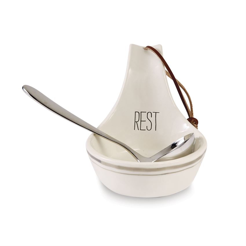 """Rest"" Spoon Rest"