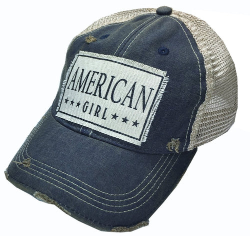 American Girl Ball Cap