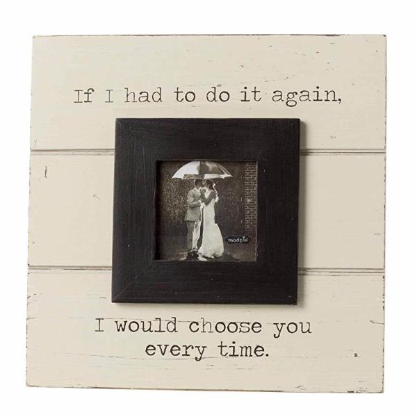 Choose You Every Time Frame - Grace & Grits