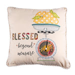Beyond Measured Fair Trade Pillow - Grace & Grits