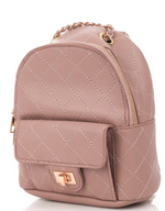 Going My Way Mini Backpack - Mauve