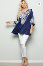 Upgraded Beauty Bell Sleeve Top