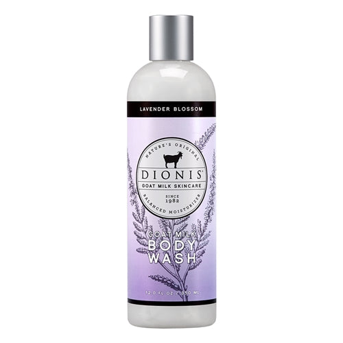 Lavender Blossom Goats Milk Body Wash - Grace & Grits