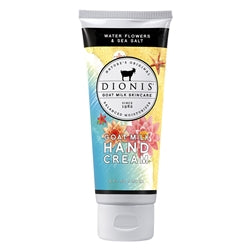 Waterflowers & Sea Salt 2oz. Hand Cream