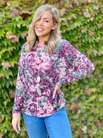 Delightfully Devious Long Sleeve Pullover