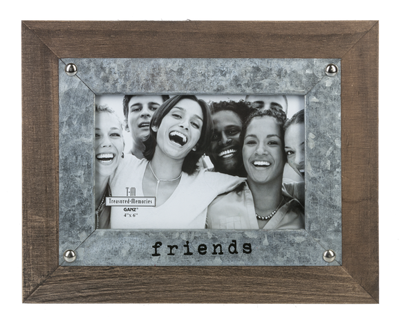 Friends 4x6 Frame