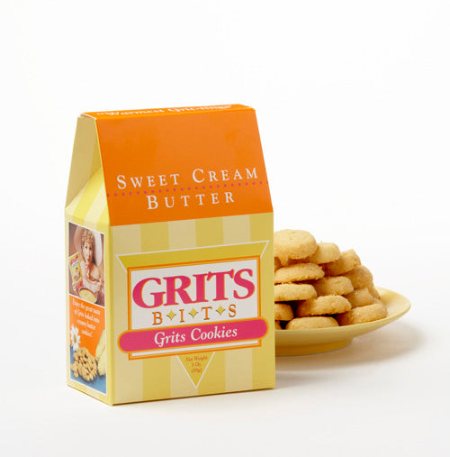 Sweet Cream Grits Cookies