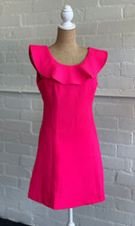 {Chloe} Pink Swing Dress - Grace & Grits