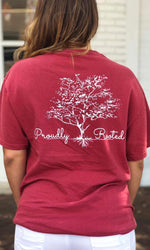 Proudly Rooted Perry T-Shirt - Grace & Grits