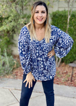 Bandana Bliss Boxy Top