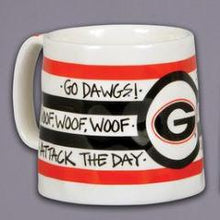 Load image into Gallery viewer, UGA Sayings Mug