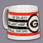 UGA Sayings Mug - Grace & Grits