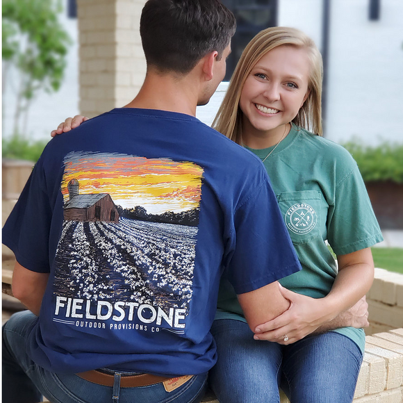 Fieldstone Outdoors Cotton Field T-Shirt