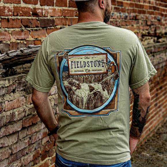 Fieldstone Outdoors Bird Dog T-Shirt
