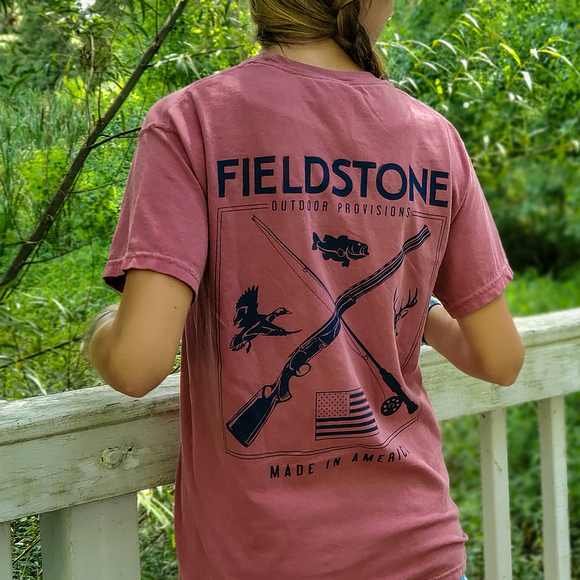 Fieldstone Outdoors Hunting & Fishing T-Shirt