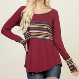 Abby Road Thumbhole Tee