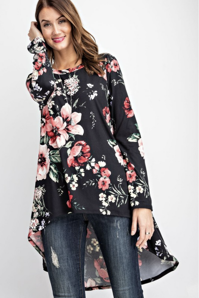 Absolutely Delightful Hi Lo Tunic