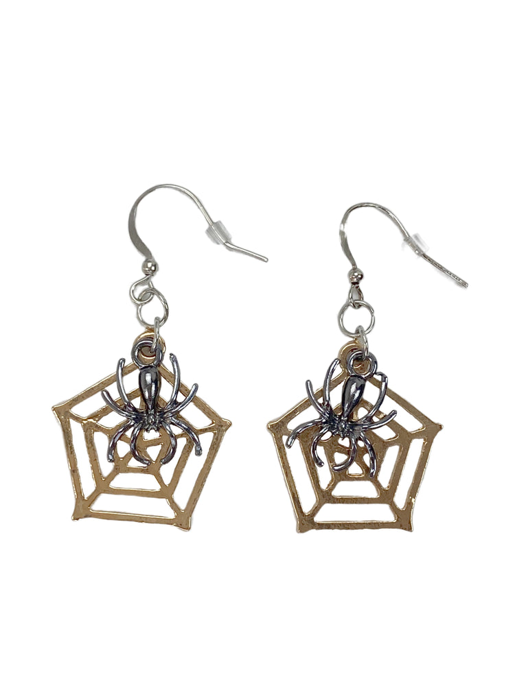 Tangled Web Earrings