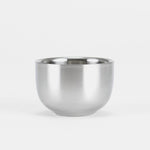 CRUX Supply Co. - Stainless Steel Shaving Bowl - Grace & Grits