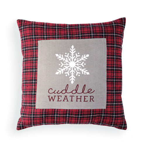 Cuddle Weather Pillow - Grace & Grits