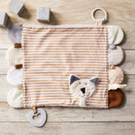 Mommy & Me Brown Activity Blanket
