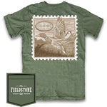 Fieldstone Duck Stamp Tee - Grace & Grits