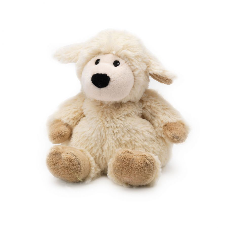 "Warmies® 9"" Plush Sheep - Grace & Grits"