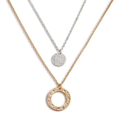 Sisters Circle Necklace Set - Grace & Grits
