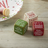 Christmas Party Starter Dice Game - Grace & Grits