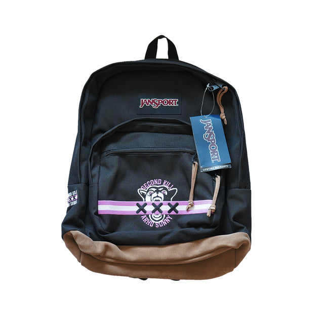 Jansport X Second Kill X Arho Sunny Backpack