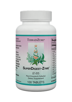 Super Digest Zyme (Z22) - 100 Tablets