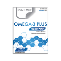 Omega-3 Plus (Topical Patch 30 Day Supply) - 30 Patches