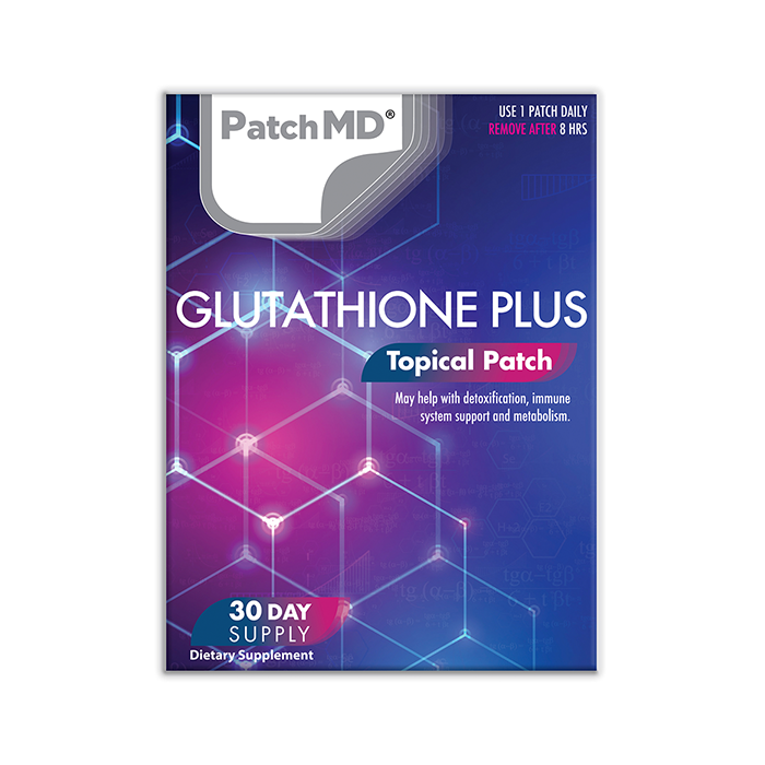 Glutathione Plus (Topical Patch 30 Day Supply) - 30 Patches