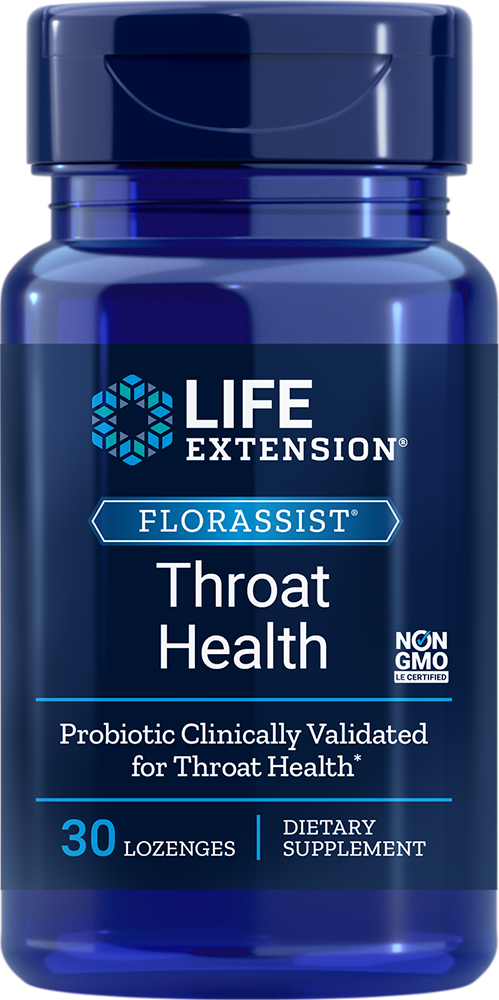 Florassist Throat Health - 30 Lozenges
