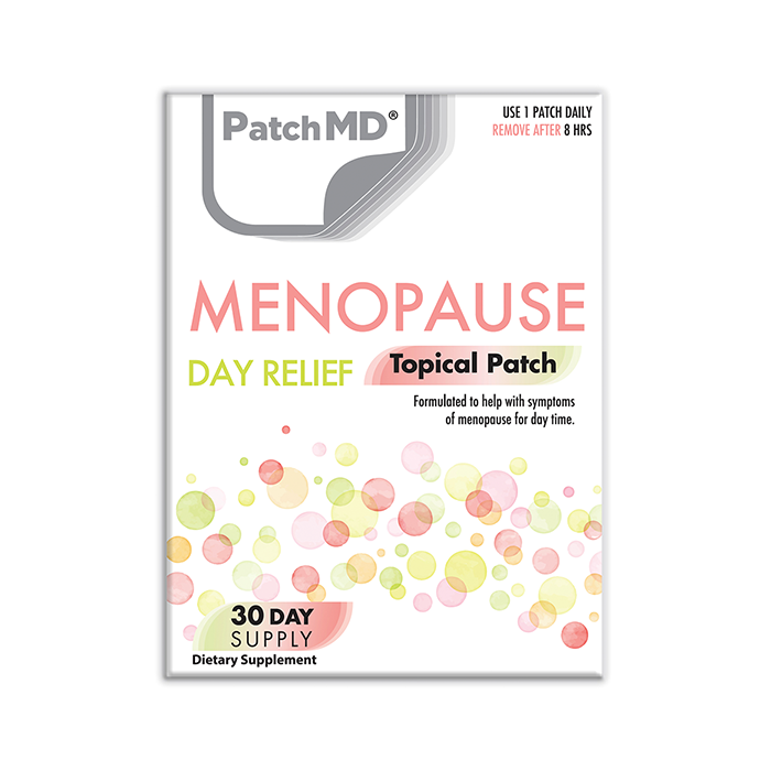 Menopause Day (Topical Patch 30 Day Supply) - 30 Patches