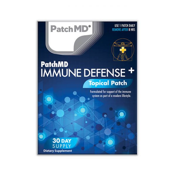 Immune Defence Plus (Topical Patch 30 Day Supply) - 30 Patches