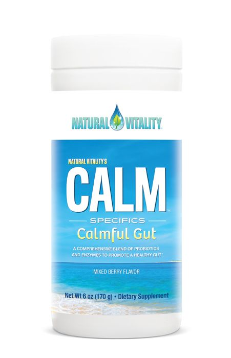 Natural Calm Specifics - Calmful Gut  - 170g