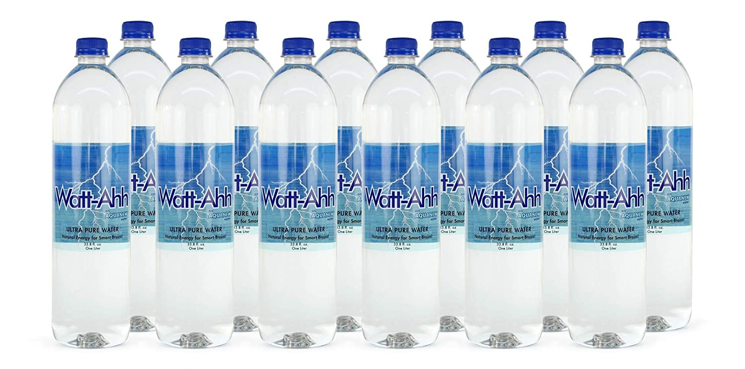 Watt-Ahh - 12 Pack (1 Litre Bottles)