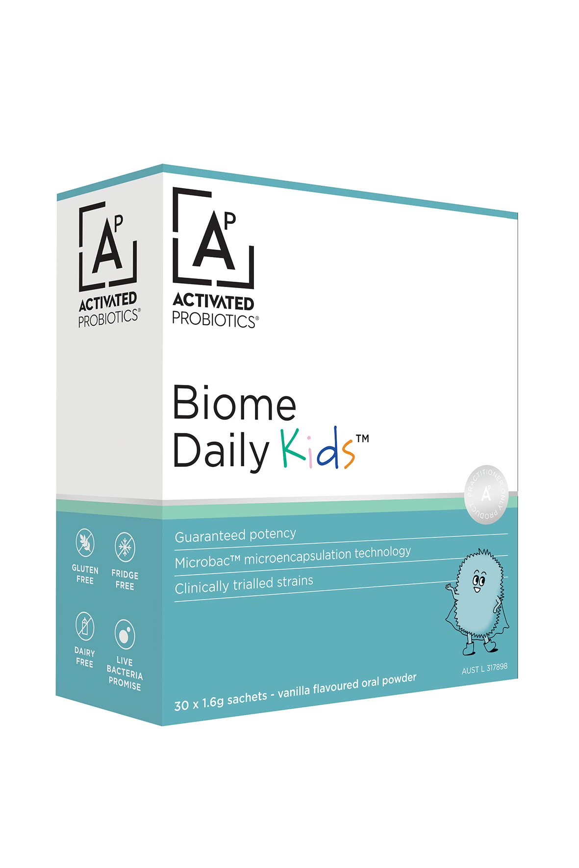 Biome Daily Kids Probiotic - 30 Sachets