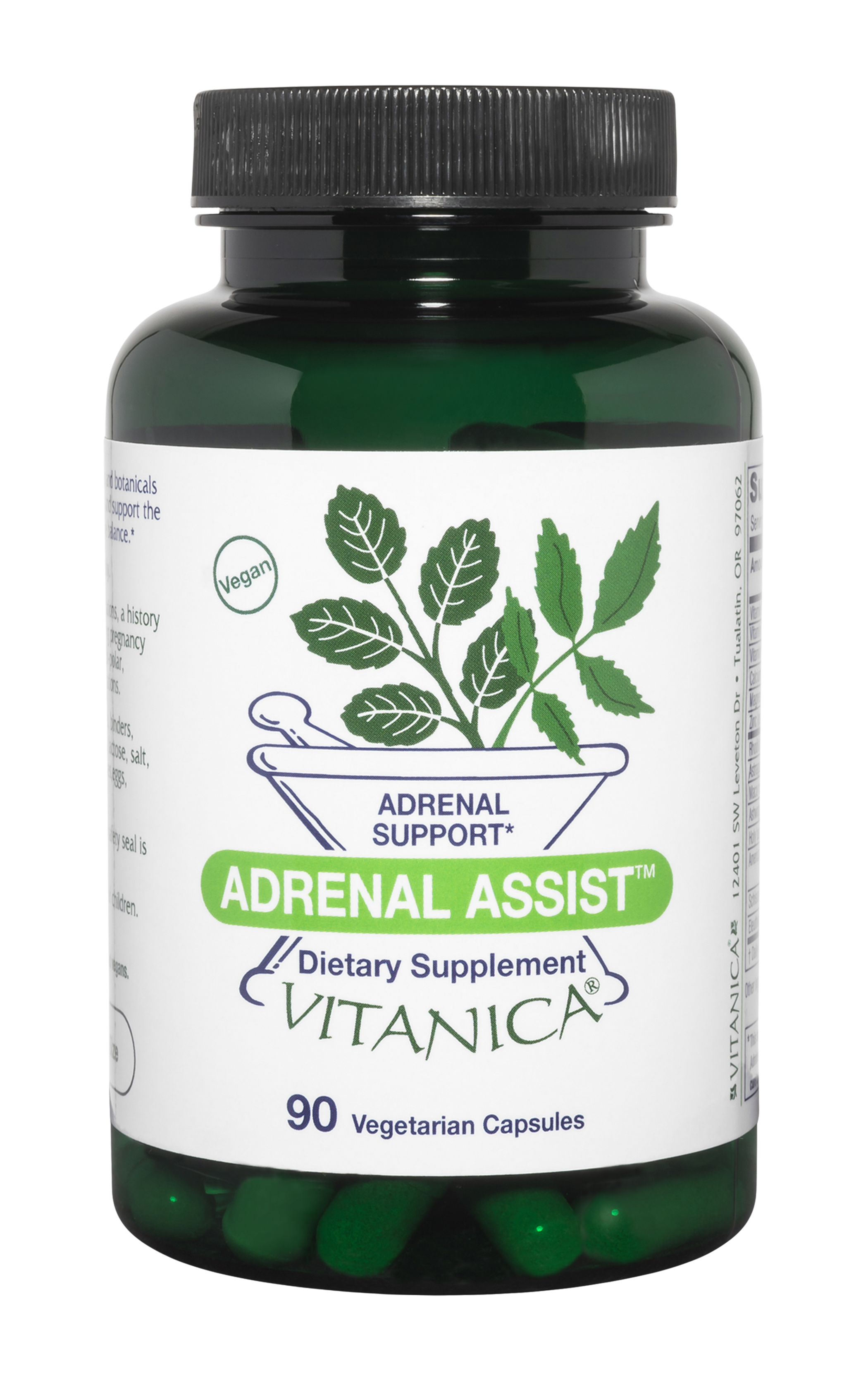 Adrenal Assist - 90 Capsules