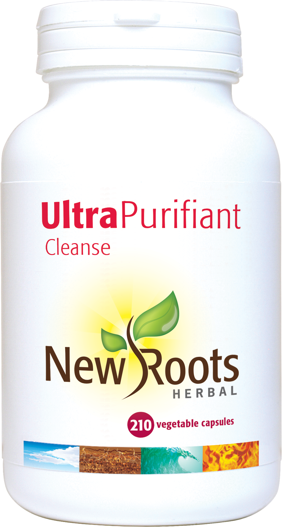 Ultra Purifiant Cleanse - 210 Capsules