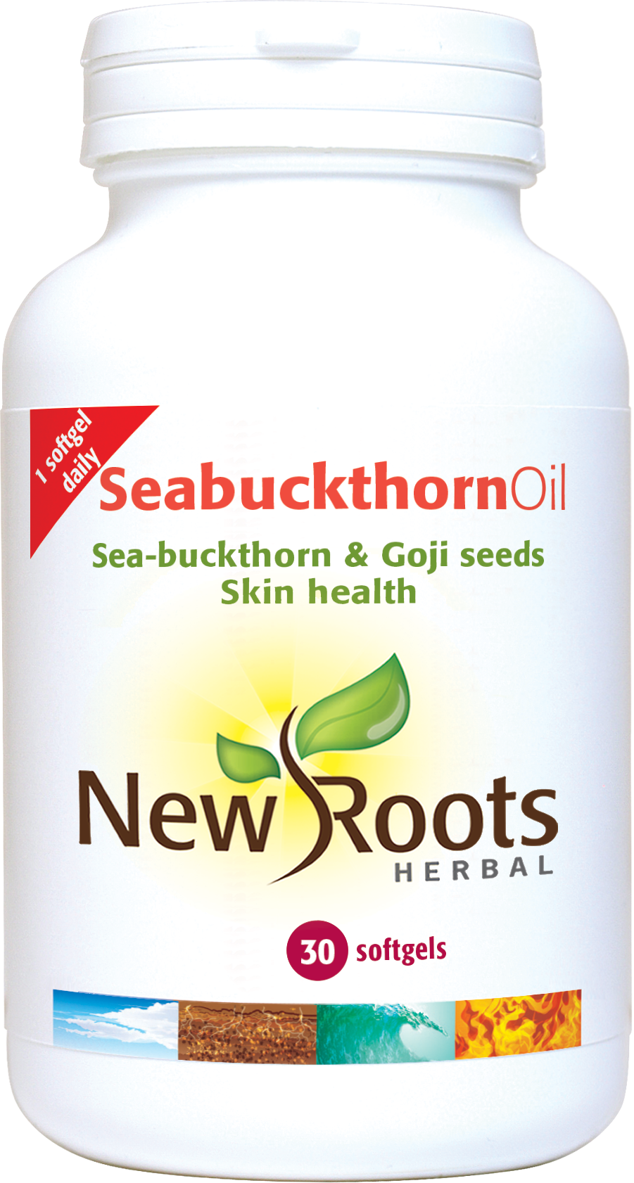 Seabuckthorn Oil - 30 Capsules