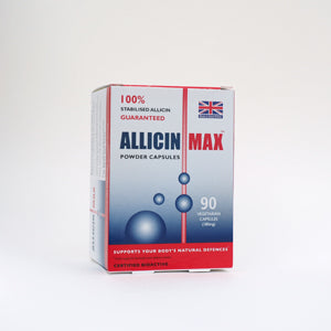 AllicinMAX 180mg - 90 Capsules