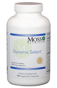 Glycemic Select - 180 Capsules