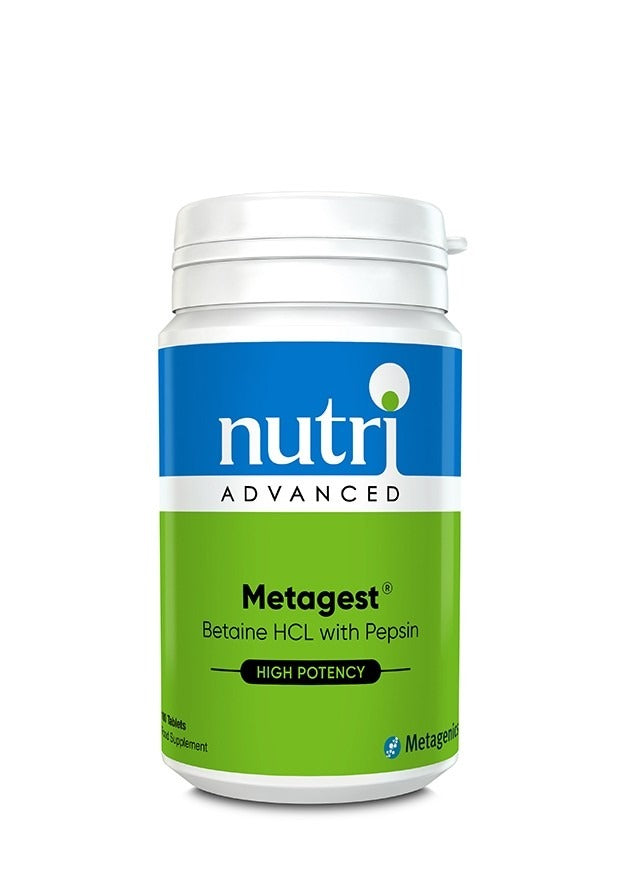 Metagest - 180 Tablets